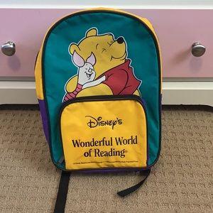 Disney Winnie the Pooh kids backpack